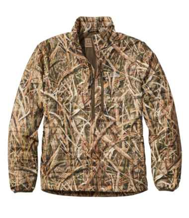 Men's Apex Waterfowl Pullover Jacket Camo