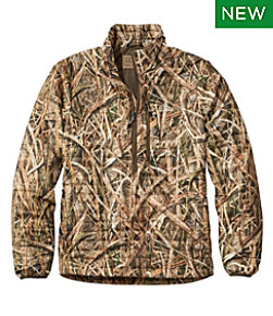 Apex Waterfowl Pullover Jacket, Camo