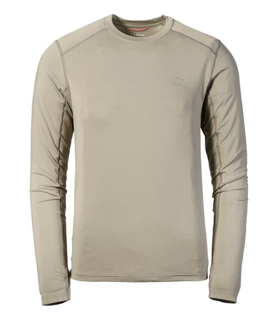 No Fly Zone Bug Skin Base Layer Top, Long-Sleeve