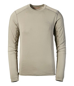 Men's No Fly Zone Bug Skin Base Layer Top, Long-Sleeve