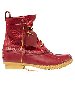 """Women's Limited-Edition L.L.Bean Boots, 8"""" Heart"""