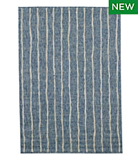 Indoor/Outdoor Villa Rug, Blue
