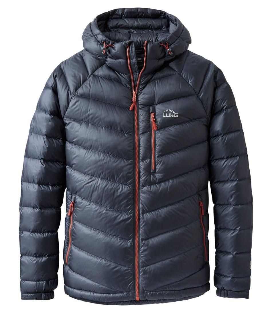 Men's Ultralight 850 Down Hooded Jacket