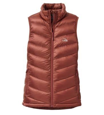 L.L.Bean Women's Ultralight 850 Down Vest