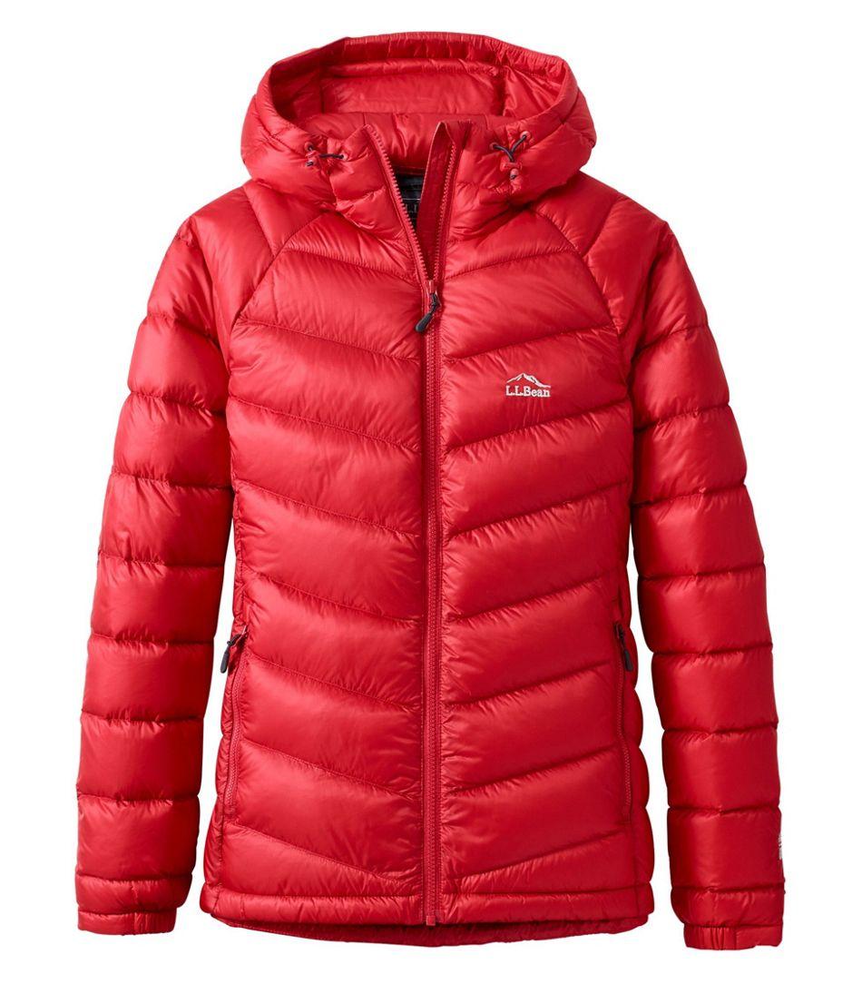 Women's Ultralight 850 Down Hooded Jacket