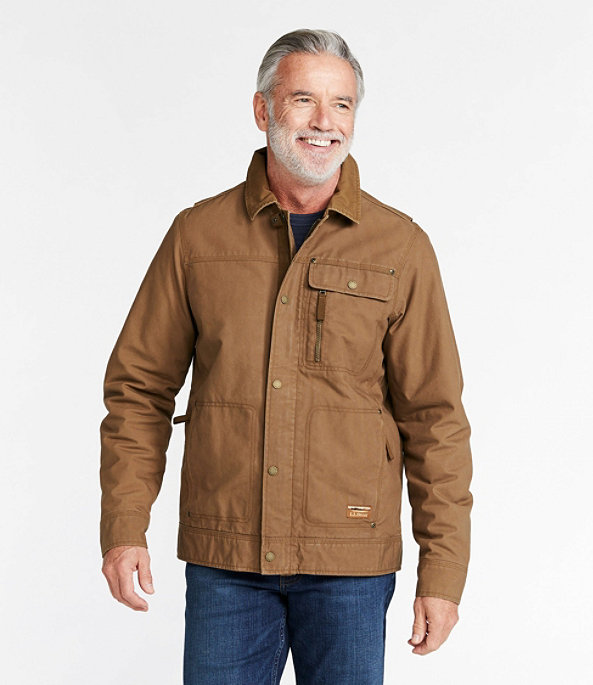 Bean's Utility Jacket, , largeimage number 1