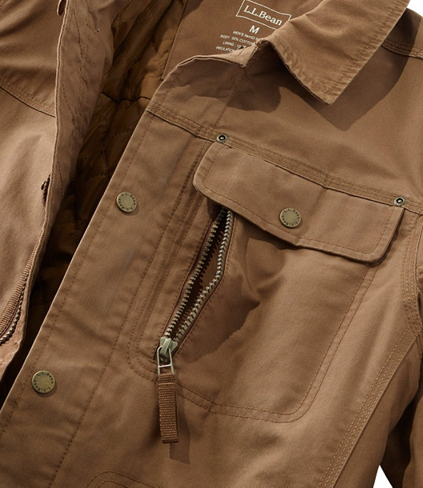 Bean's Utility Jacket, , largeimage number 4