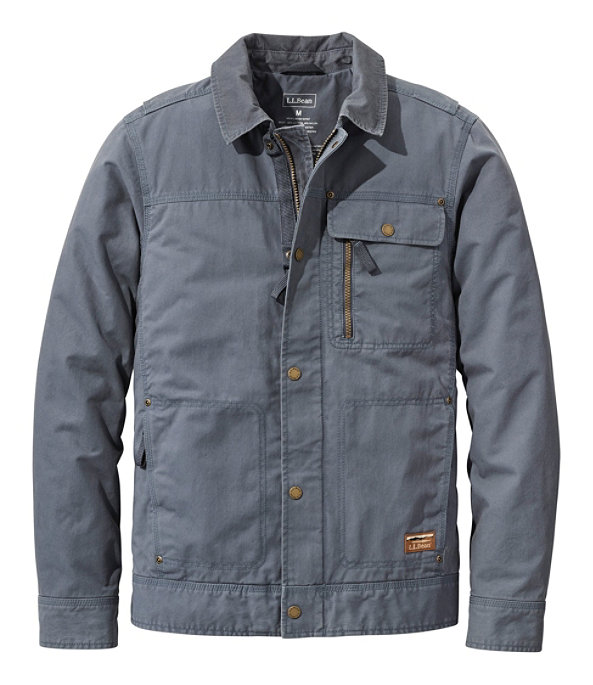 Bean's Utility Jacket, , largeimage number 0