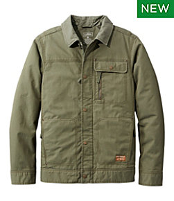 Men's L.L.Bean Utility Jacket