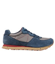 Men's Katahdin Hiking Shoes, Suede Mesh