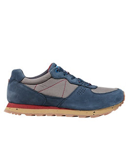 Men's Katahdin Hiking Shoes, Suede Mesh