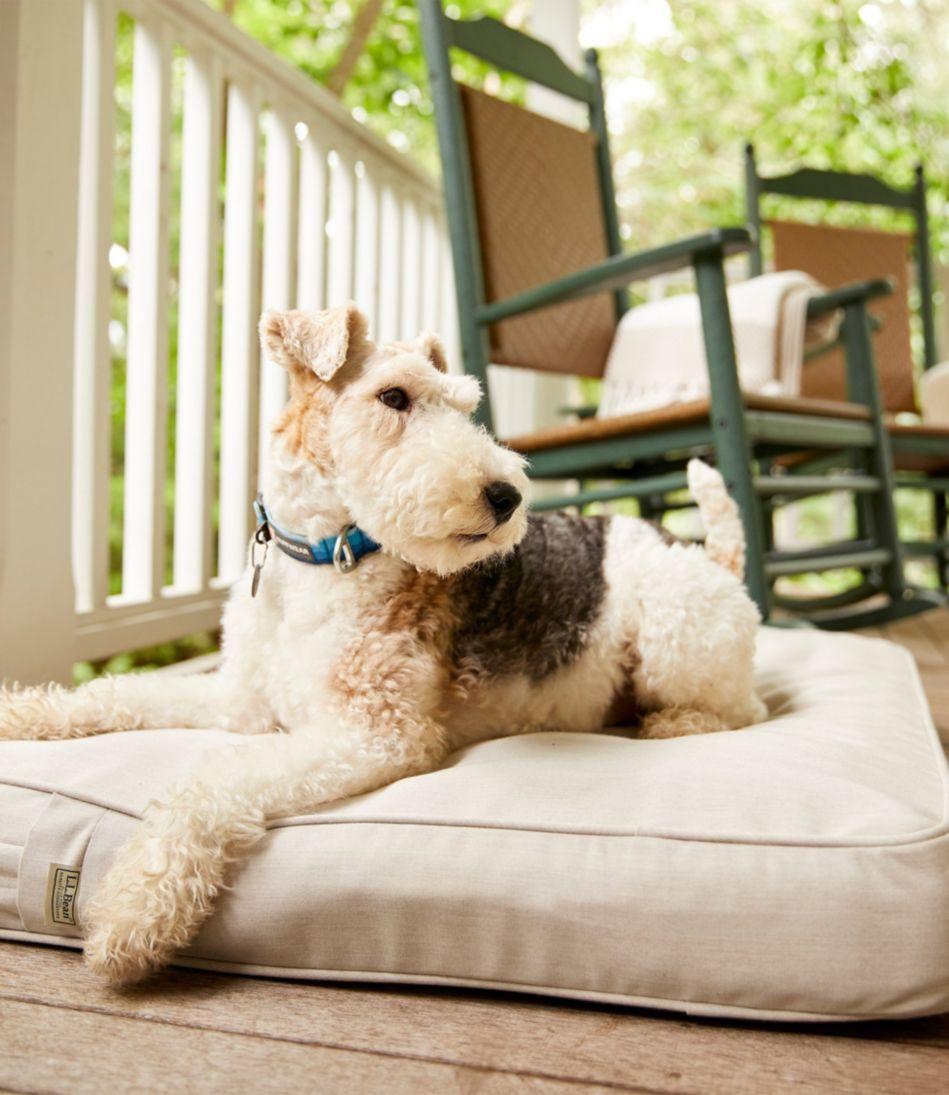 Sunbrella Dog Bed
