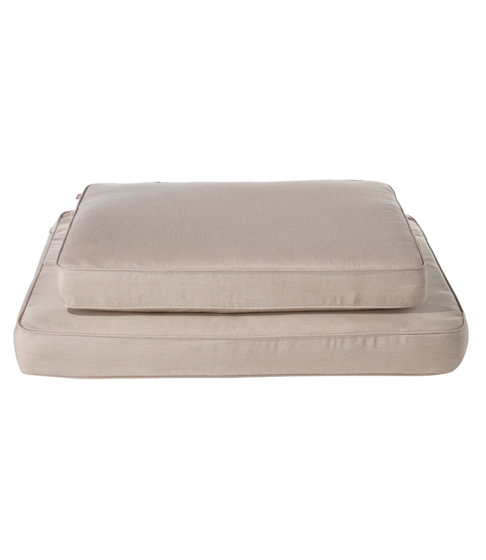 Sunbrella Dog Bed Cover Large