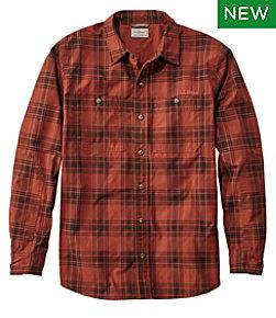 Double L Field Shirt, Plaid