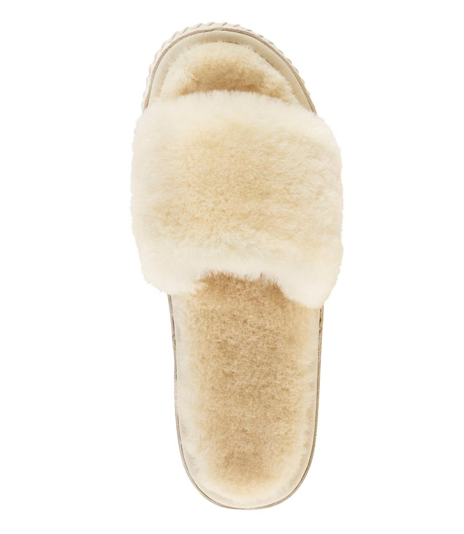 Women's Wicked Good Slippers, One Band Slide