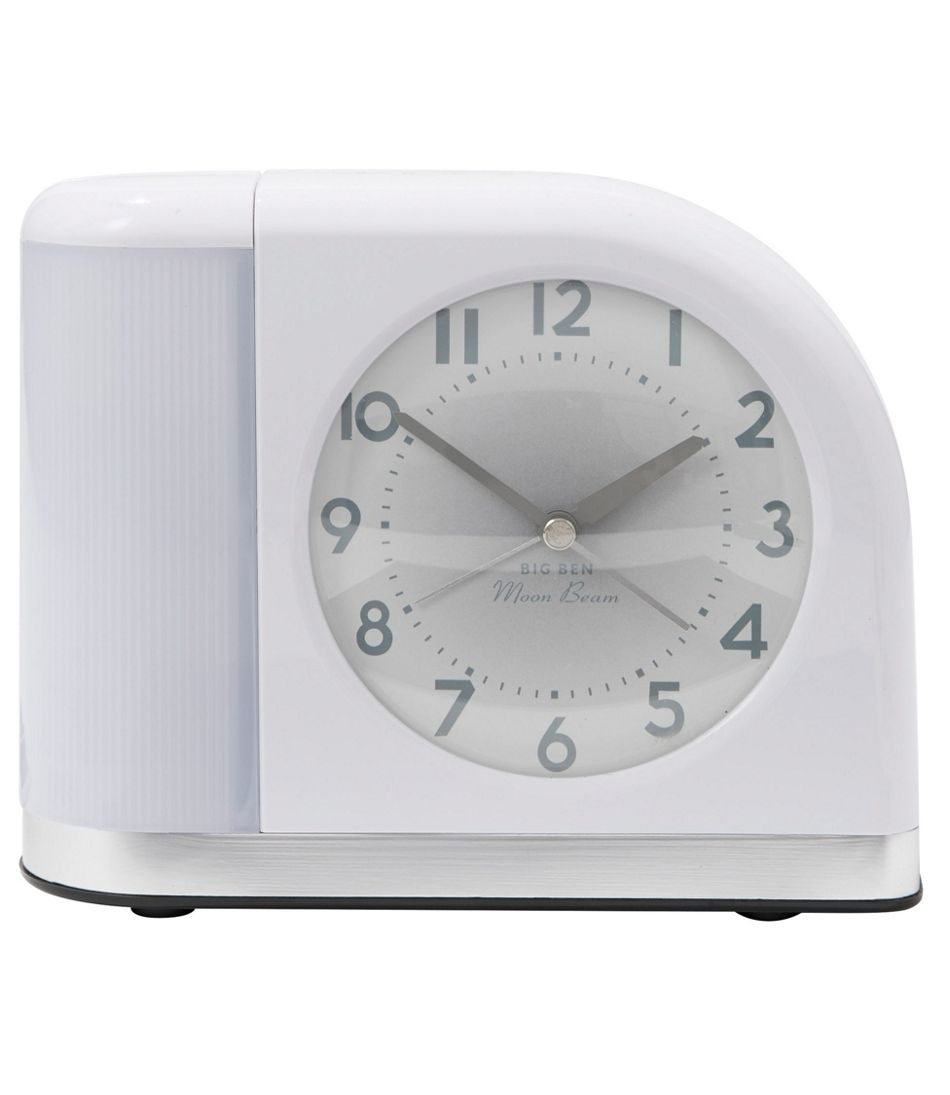 Moon Beam Clock With USB