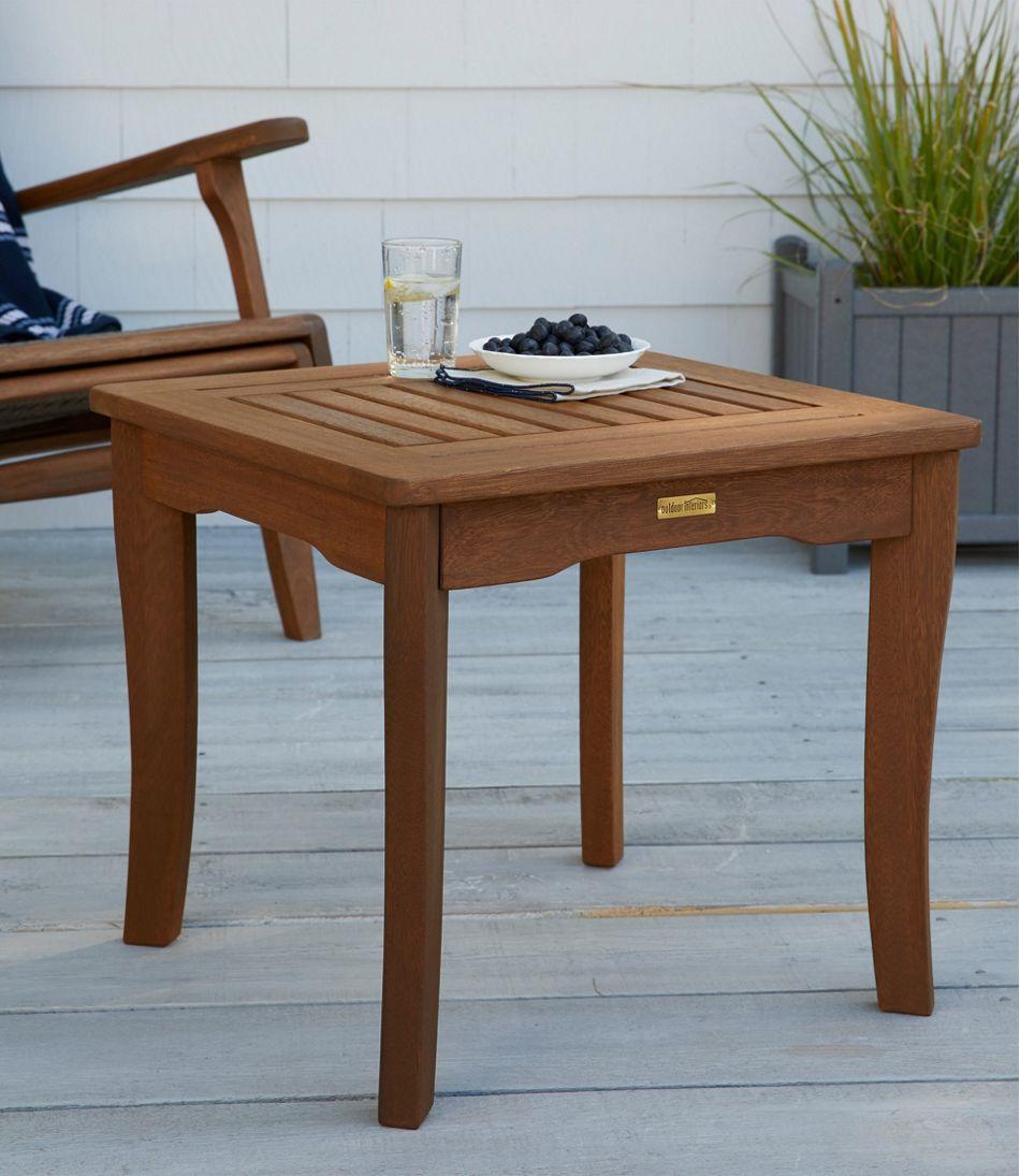 Eucalyptus End Table