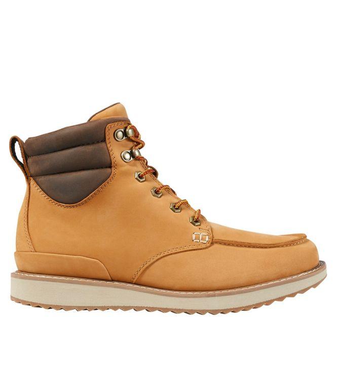 Men's Stonington Boots, Moc-Toe $54.99 (Save 60%)
