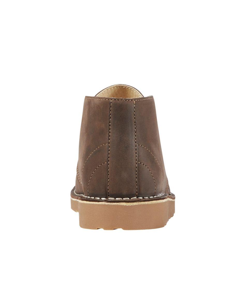 Women's Stonington Chukkas, Leather