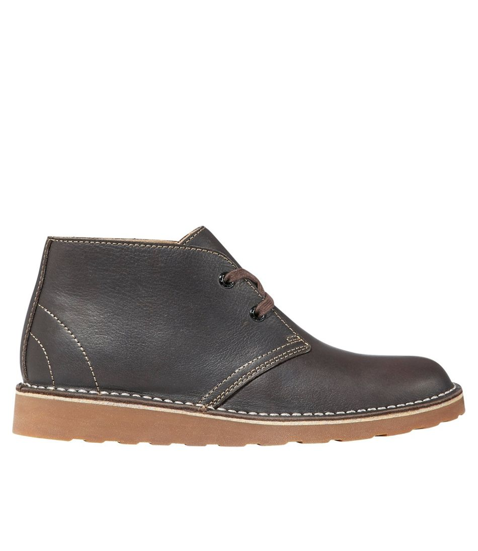 Women's Stonington Chukkas, Leather