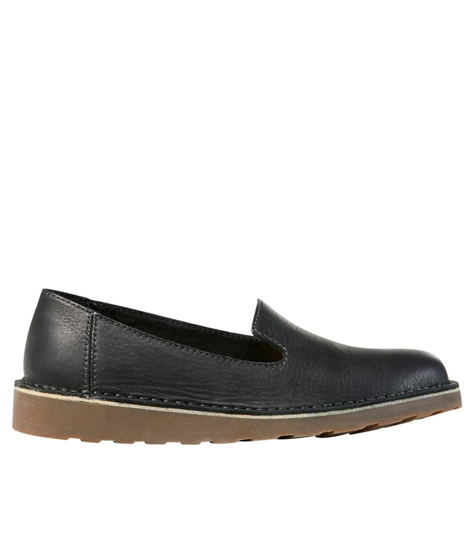 Stonington Slip-On Shoes, Leather