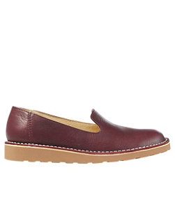 Women's Stonington Slip-On Shoes, Leather