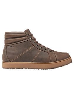 Men's Mountainside Boots, Lace-to-Toe