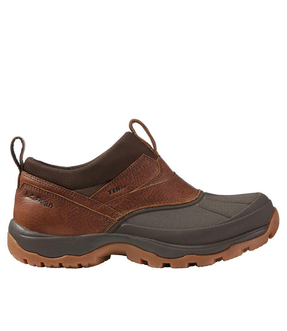 Men's Storm Chaser Slip-Ons, Leather