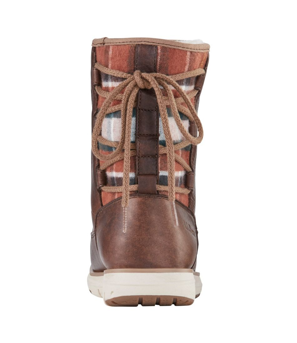 Women's Mountain Lodge Muk Luk Boots, Leather