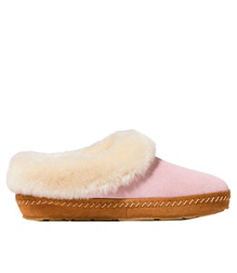Women's Wicked Good Slippers, Squam Lake