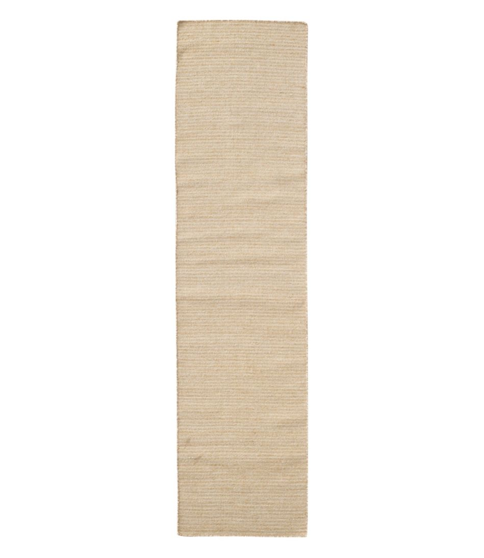 Indoor/Outdoor Pencil Stripe Runner, Neutral