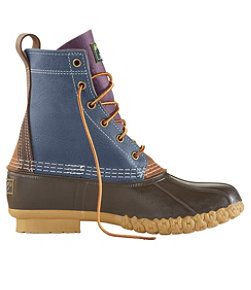 "Women's Bean Boots by L.L.Bean, 8"" Limited-Edition Colorblock"