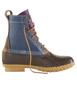 "Women's Limited-Edition Bean Boots, 8"" Colorblock"