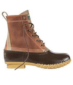 "Women's Bean Boots, 8"" Colorblock"