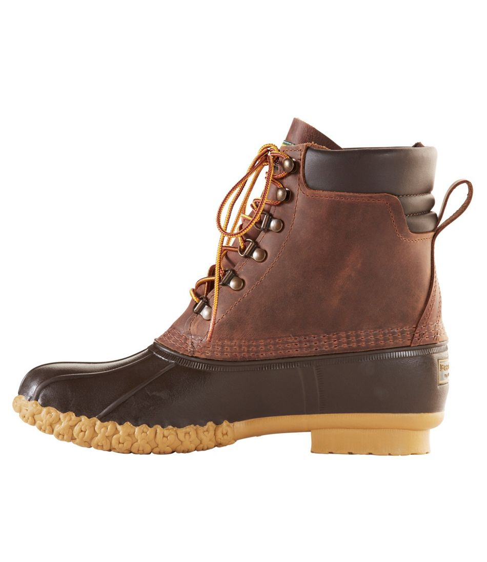 "Men's Limited-Edition Bean Boots, 8"" PrimaLoft/Gore-Tex"