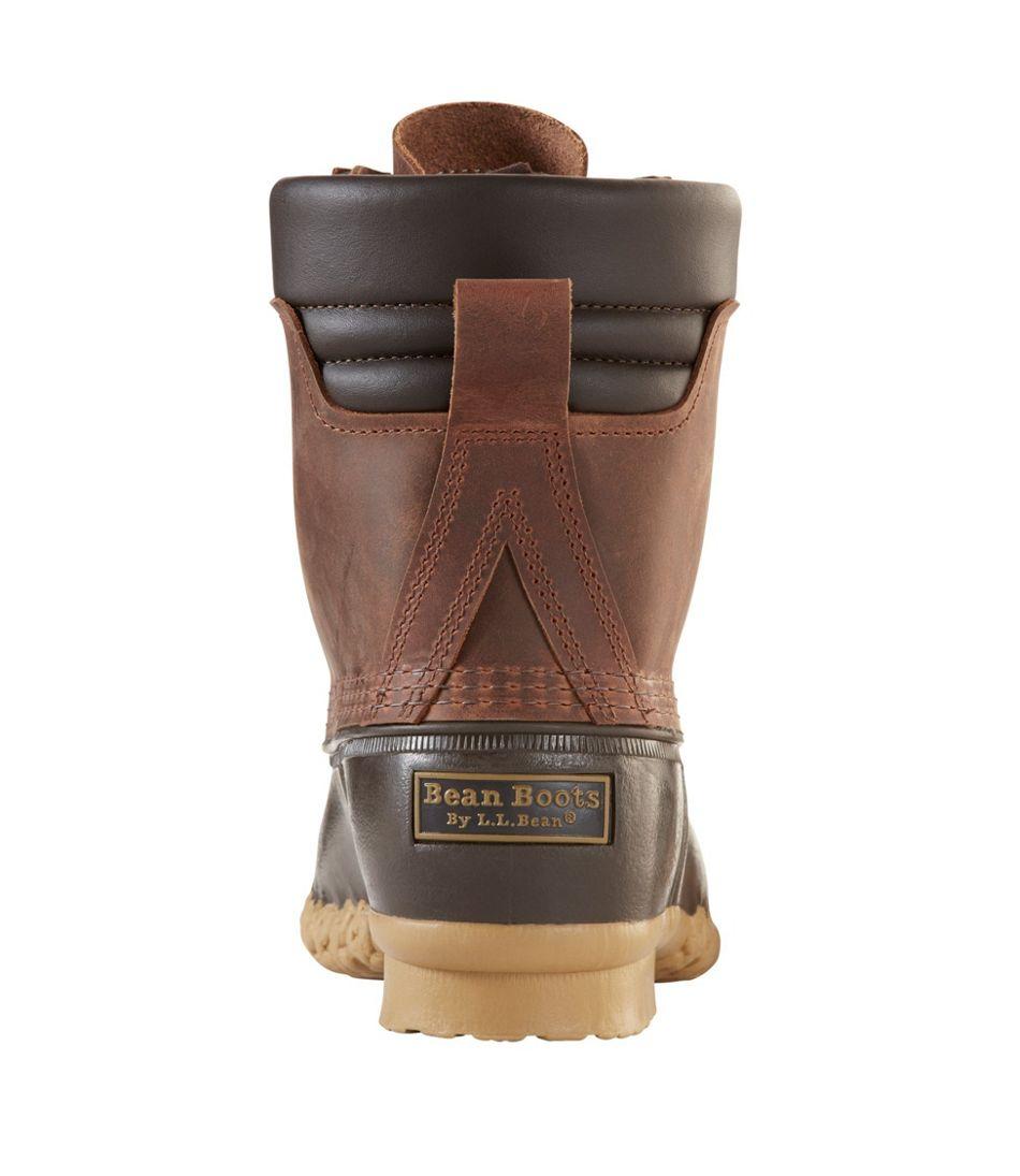 "Men's Bean Boots, 8"" PrimaLoft/Gore-Tex"