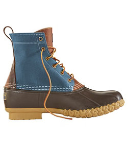 "Men's Limited-Edition Bean Boots, 8"" Colorblock"