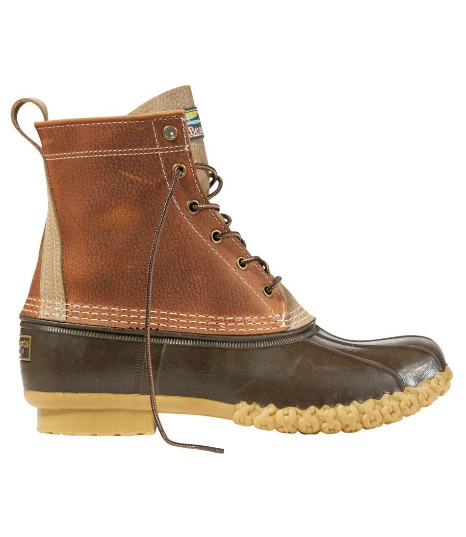 "Men's L.L.Bean Boots, 8"" Limited-Edition Colorblock"