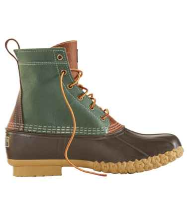 "Men's L.L.Bean Boots, 8"" Limited-Edition Colorblock"