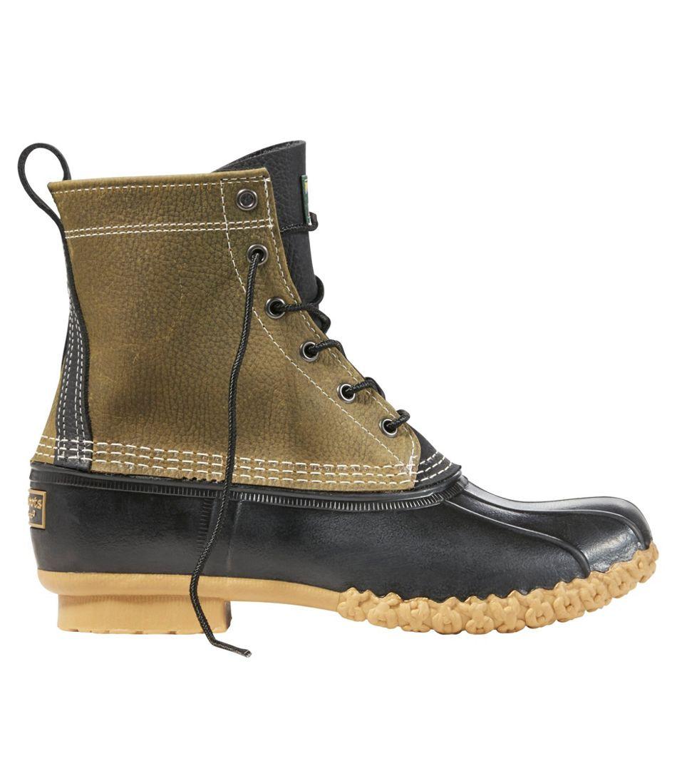 "Men's Bean Boots, 8"" Colorblock"