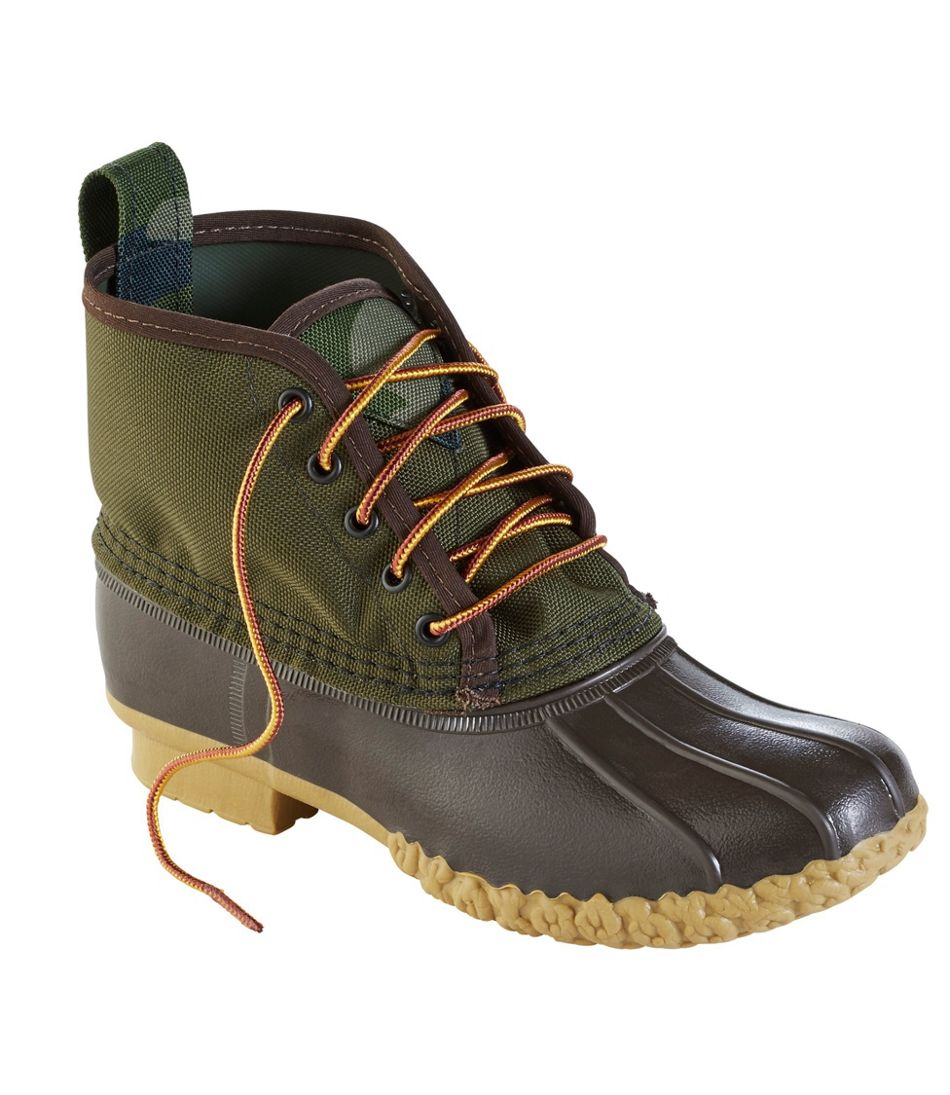 L.L.Bean Boots, Limited-Edition Nylon