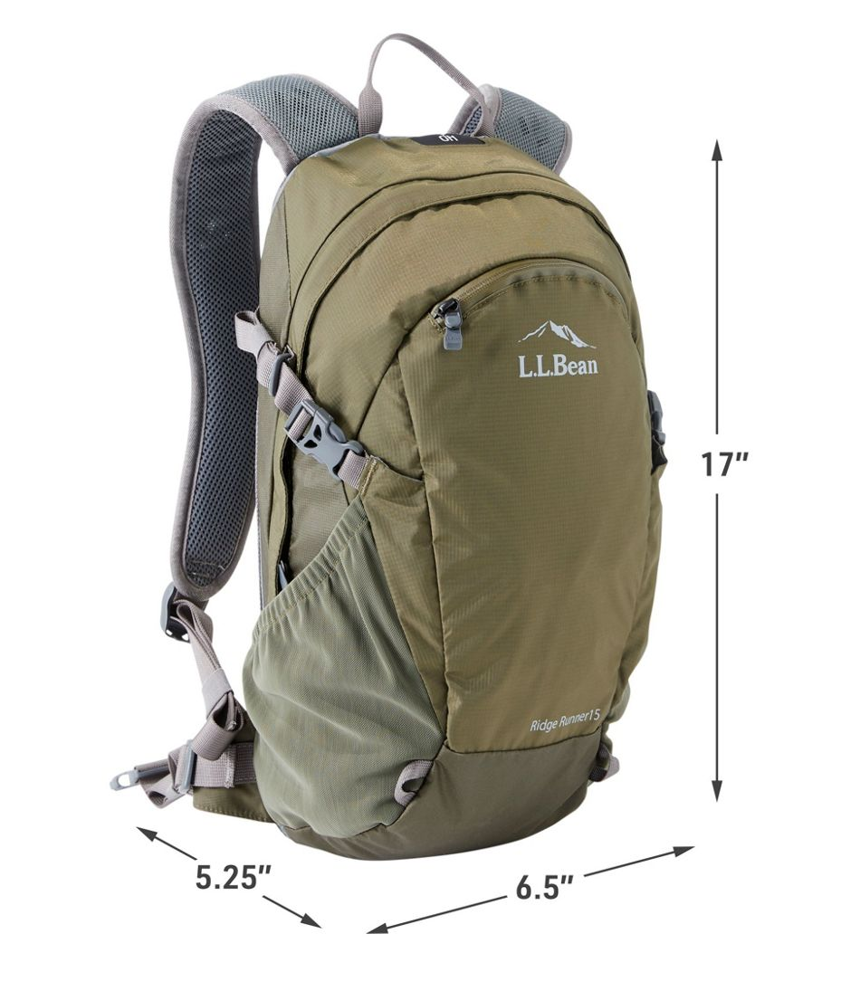 Men's L.L.Bean Ridge Runner Pack, 15 Liter