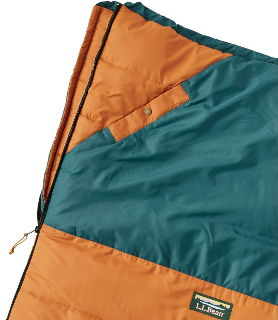 Adults' Mountain Classic Camp Sleeping Bag, 40°