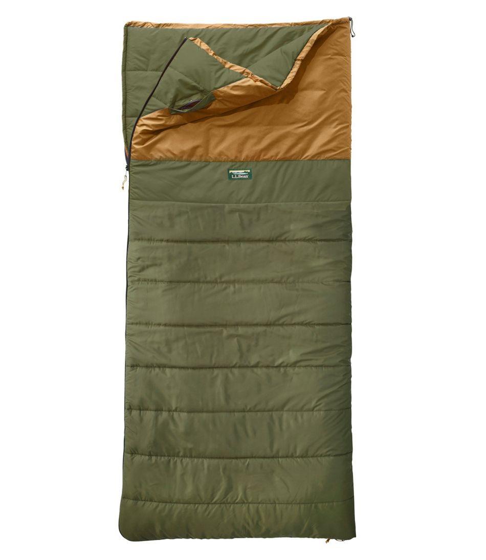 Adults' Mountain Classic Camp Sleeping Bag, 40°