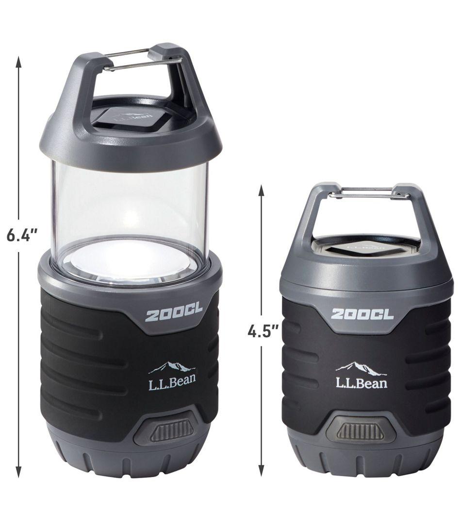 L.L.Bean Trailblazer 200 Collapsible Lantern