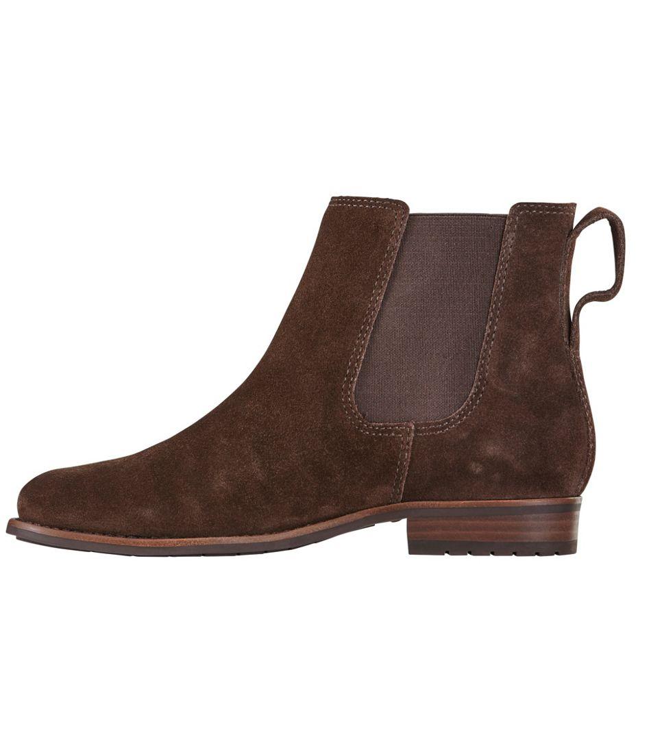 Westport Boots II, Chelsea Oil Suede