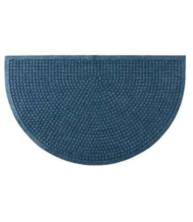 Everyspace Recycled Waterhog Doormat, Crescent