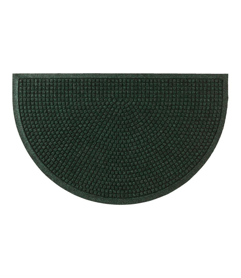 Everyspace Recycled Waterhog Doormat, Crescent