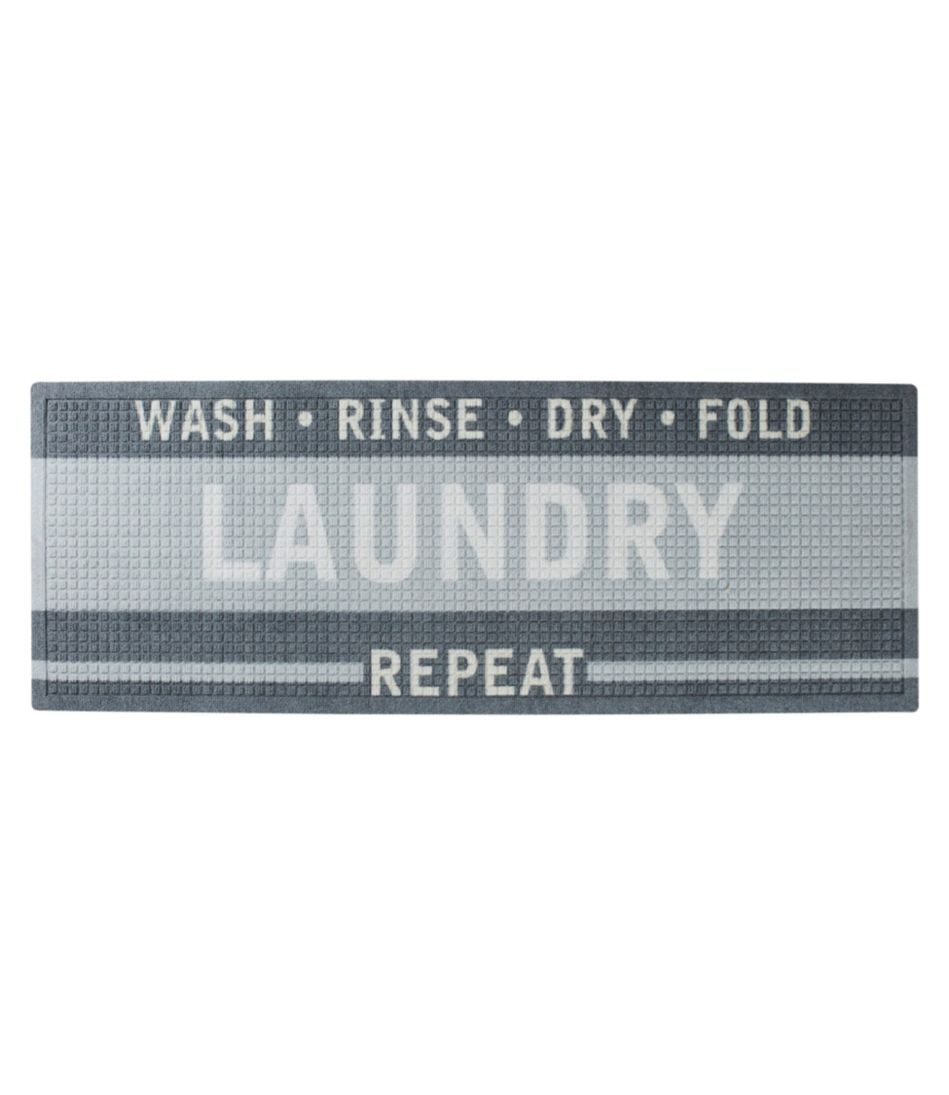 Everyspace Recycled Waterhog Laundry Room Mat Runner