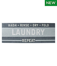 Everyspace Recycled Waterhog Laundry Room Mat Runner